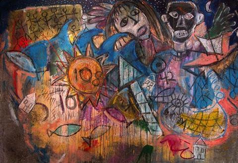 Lost_swan_mural