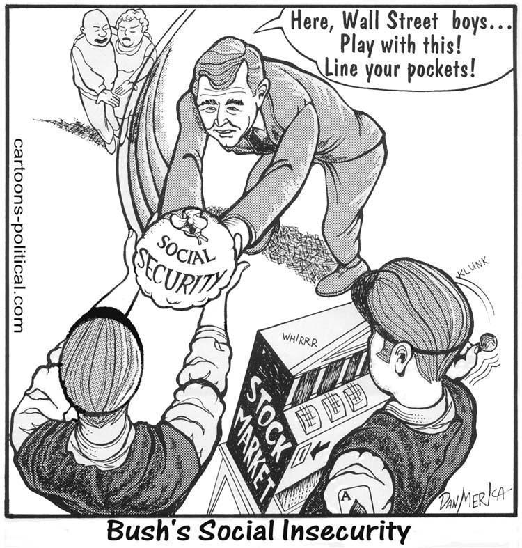 Bush'sSocialInsecurity